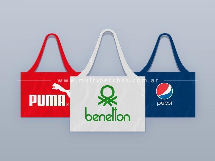 Bolsas Cartera con Logo