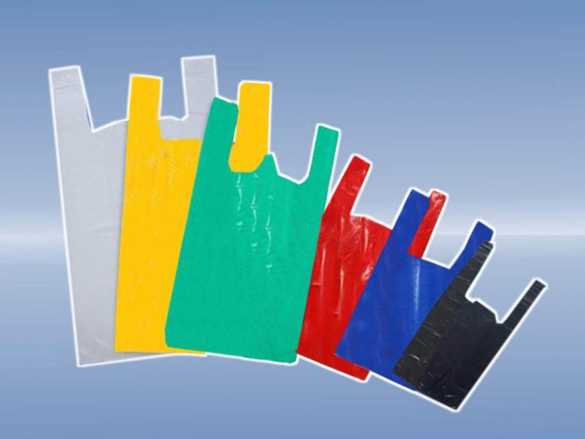 Bolsas Plásticas Sin Logo